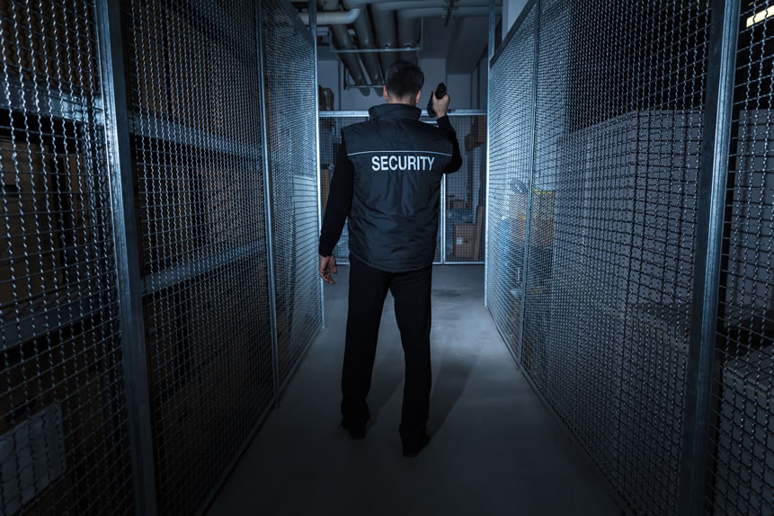 Manned Guarding Services * Manned Security * So Secure